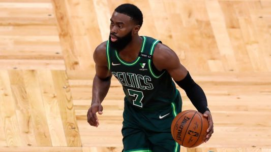 Celtics' Jaylen Brown out for season with injured left wrist
