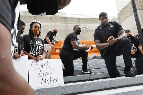 Jaguars march to protest George Floyd killing: 'We've got to keep fighting'