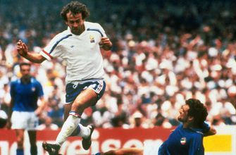 Michel Platini, a soccer great now mired in corruption