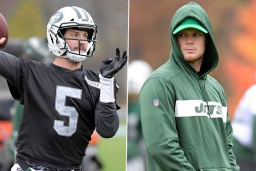 Sam Darnold's status versus Bills opens door for Giants castoff