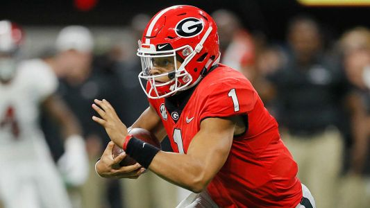 Best transfer options for Justin Fields include Ohio State, three SEC schools