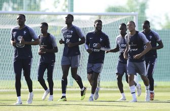 France hopes luck won't be needed to get past Peru