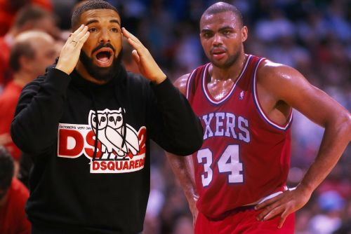 Charles Barkley takes aim at Drake: I'd 'knock the hell' out of him
