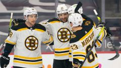 Bruins Notes: Bruce Cassidy Reveals Common Denominator During Win Streak