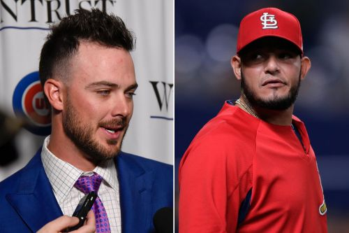 Yadier Molina fires back at 'stupid' Kris Bryant over St. Louis rip