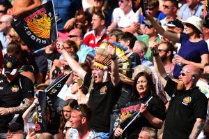 Face-Off: Is Exeter Chiefs' branding appropriate?