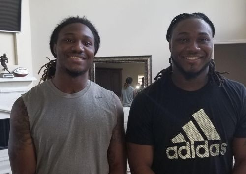 Twin brothers Armanti, D'Onta Foreman on comeback trail