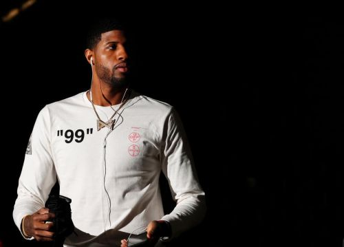 Paul George Spoke to Nike After Zion Williamson's Knee Injury