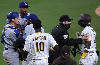 MLB on FOX crew react to wild Padres-Dodgers season opener - 'This was a beautiful collision course'