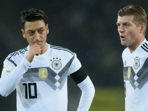 Ozil agent fires back at 'naive or calculated' Muller, Kroos and Neuer