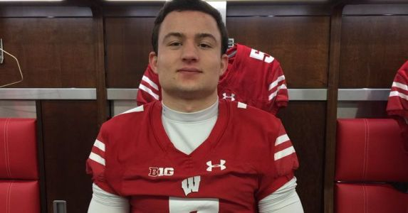 Dante Caputo follows cousin's footsteps but finds own journey to Wisconsin as walk-on