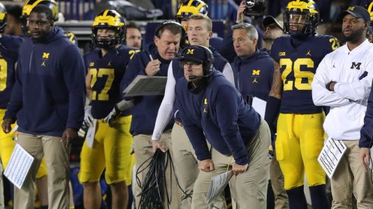 Jim Harbaugh: Michigan will have 'some fireworks' on signing day