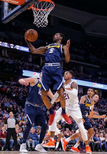 Nuggets' Barton has surgery on hip muscle injury