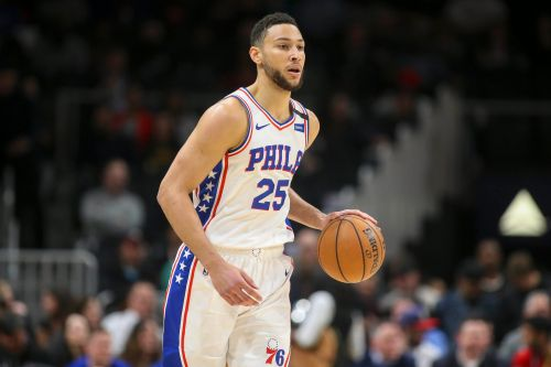 Sixers' Ben Simmons will undergo surgery on left knee after suffering injury vs. Wizards