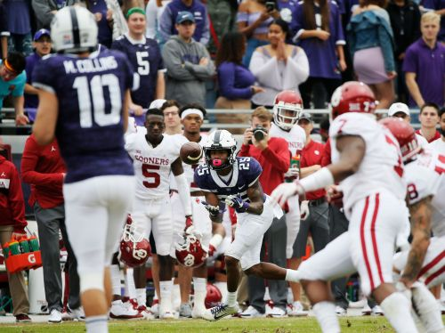 Turpin dismissed from TCU team after 2nd charge surfaces