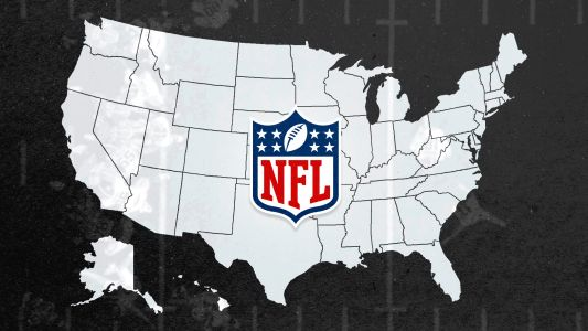 NFL Week 14 coverage map: TV schedule for CBS, Fox regional broadcasts