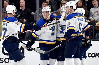 Blues look to beat Sharks for second time in eight days