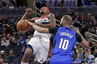 Vucevic, Fournier help Magic hold off Wizards, 125-121