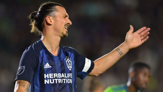 Zlatan double fails to inspire Galaxy past Seattle