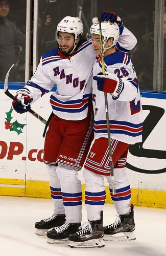 Hayes helps Rangers to 5-4 shootout win over Florida