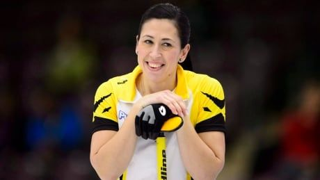 For Jill Officer, this year's Scotties is both familiar and foreign