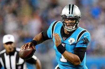 Cam Newton is ready to step into Tom Brady's shoes in New England