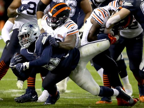 Cowboys' free fall continues with ugly loss to Bears