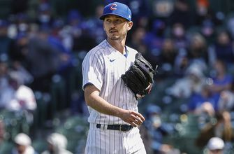 Zach Davies spins seven shoutout innings in Cubs' 3-2 win over Pirates