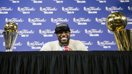 LeBron James in the NBA Finals: A look back on his 10 appearances with Cavaliers, Heat, Lakers