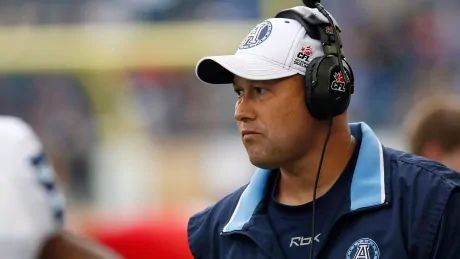 CFL coach Scott Milanovich leaves Edmonton for NFL without coaching single game