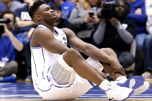 Zion Williamson not expected to play vs. Syracuse