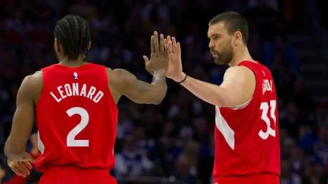 Experience of Leonard, Gasol and other vets paying dividends as stakes increase