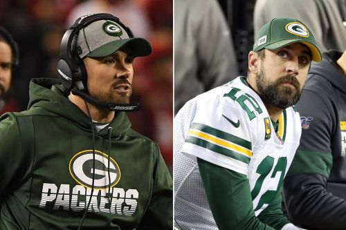 Matt LaFleur's 'explosive play' intentions undercut by Packers' offseason