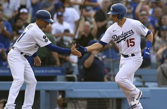 Austin Barnes solo homer proves to be difference in Dodgers' 1-0 win over Rockies