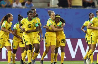 Jamaica score their first ever FIFA Women's World Cup™ goal | HIGHLIGHTS