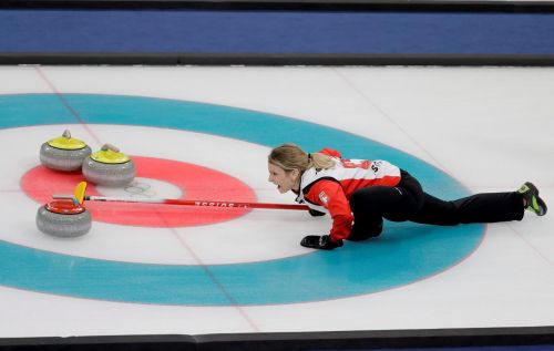 Previously unbeaten women's teams suffer setbacks at Grand Slam curling event