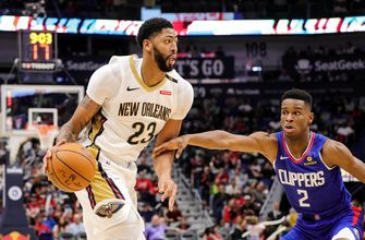 TUNE-IN: LA Clippers, with NBA's best bench, vs. Anthony Davis & Pelicans