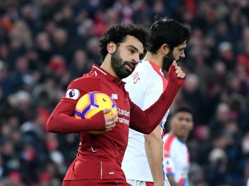 Liverpool 4 Crystal Palace 3: Salah reaches 50 thanks to Speroni shocker