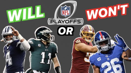 How NFC East teams will or won't make the playoffs