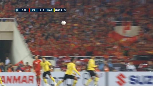 Suzuki Cup: Vietnam win first title in 10 years after 3-2 aggregate win