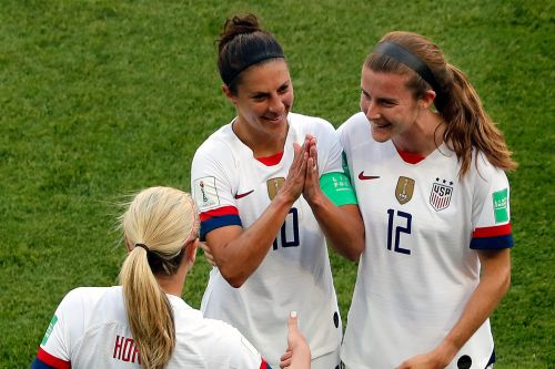 USWNT takeaways: Celebration controversy re-upped, Lloyd's history