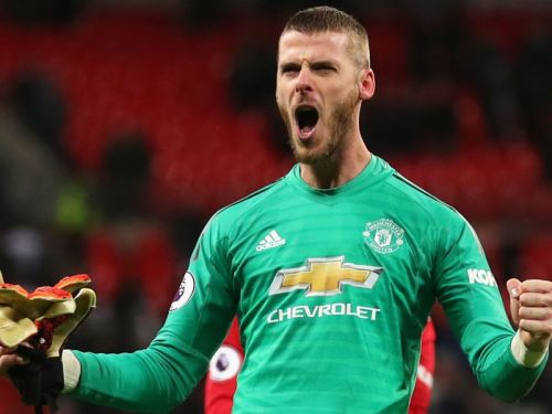 De Gea contract considered by Lingard to be essential to Man Utd's future plans