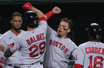 Bobby Dalbec's three-run jack leads Red Sox over Orioles, 6-2