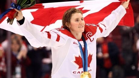 Hayley Wickenheiser 'changed the game' on her way to Hockey Hall of Fame