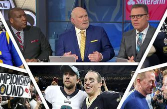 FOX NFL crew preview NFC Championship game