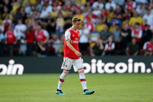 Arsenal prepared to offer payout to secure outcast's exit from the club this summer