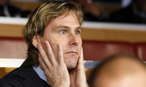 Juventus legend Pavel Nedved concerned after former side draw Atletico
