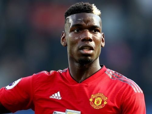 Paul Pogba penalties: Man Utd star's run-up, number of steps & goal record