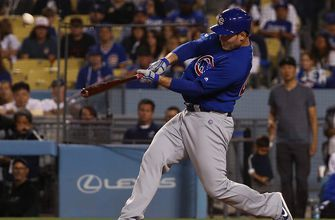 Anthony Rizzo hits 2-run homer off Kenley Jansen to steal win for Chicago