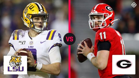 LSU vs. Georgia odds, predictions, betting trends for SEC championship game